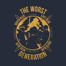 One Piece - The Worst Generation T-Shirt