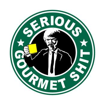Serious Gourmet Starbucks T-Shirt