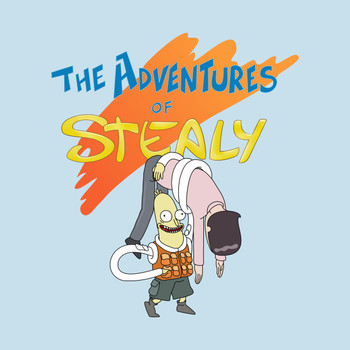 MR. STEALY T-Shirt