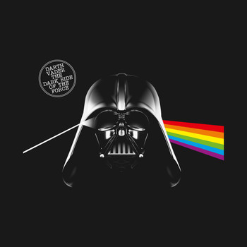 DARK SIDE OF THE FORCE T-Shirt