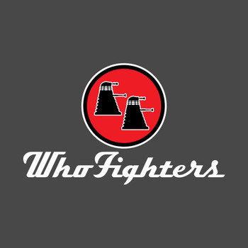 Who Fighters T-Shirt