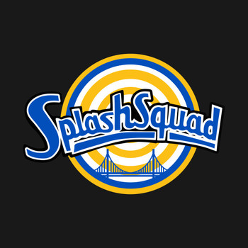 Splash Squad Black T-Shirt