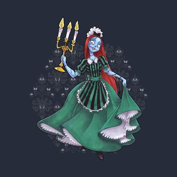 Haunted Mansion Sally T-Shirt