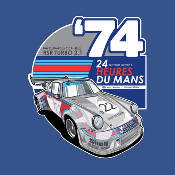 PORSCHE - 911 RSR GROUP S T-Shirt