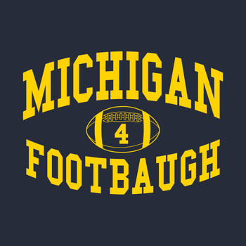 Michigan Footbaugh T-Shirt