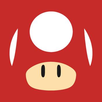 Mario Mushroom T-Shirt