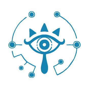 Sheikah Eye (The Legend of Zelda: Breath of the Wild) T-Shirt