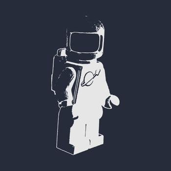 Lego Classic Space Mini-Figure T-Shirt