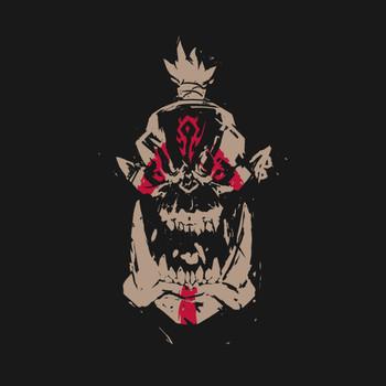 Horde Orc dark T-Shirt