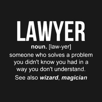 Lawyer defined T-shirt T-Shirt