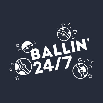 Ballin 24/7 T-Shirt