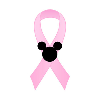 Pink Fight With Mickey Mouse T-Shirt
