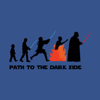 Path to the Dark Side T-Shirt