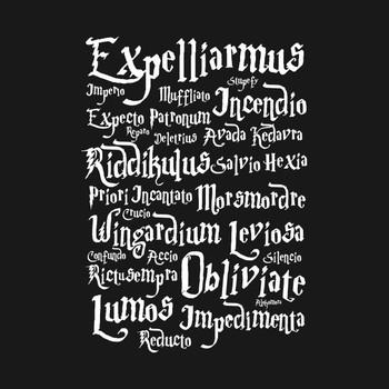 Magic Spells T-Shirt