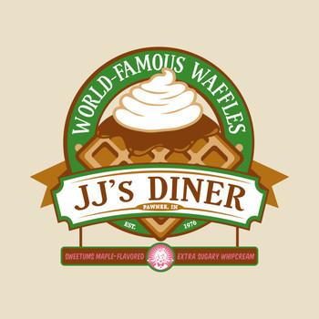 JJ's Diner T-Shirt