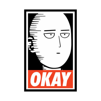 Saitama - OKAY T-Shirt