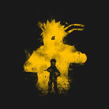 Naruto Art T-Shirt