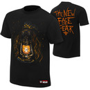 """""""Bray Wyatt """"""""The New Face of Fear"""""""" Authentic T-Shirt"""""""