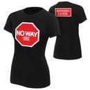 """No Way Jose """"Stop"""" Women's Authentic T-Shirt"""