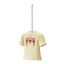 Ultimate Warrior T-Shirt Ornament