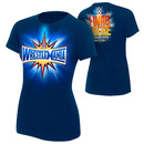 """""""WrestleMania 33 """"""""I Was There"""""""" Blue Women's T-Shirt"""""""
