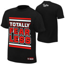 """""""Nikki Bella """"""""Totally Fearless"""""""" Authentic T-Shirt"""""""