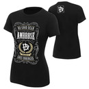 """Dean Ambrose """"No Good Dean Goes Unhinged"""" Women's Authentic T-Shirt"""