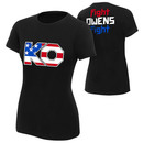 """""""Kevin Owens """"""""The New Face of America"""""""" Women's Authentic T-Shirt"""""""