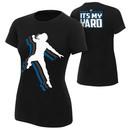 """Roman Reigns """"It's My Yard"""" Women's Authentic T-Shirt"""