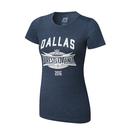 WrestleMania 32 Blue Jersey Women's T-Shirt