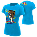 """""""The New Day """"""""Feel The Power"""""""" Women's Authentic T-Shirt"""""""