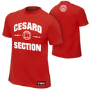 """Cesaro """"Cesaro Section"""" Youth Authentic T-Shirt"""
