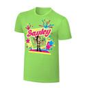 """WWE x NERDS Bayley """"We Want Some Bayley"""" Cartoon T-Shirt"""