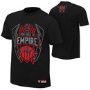 """""""Roman Reigns """"""""From Ashes to Empire"""""""" Authentic T-Shirt"""""""