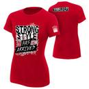 """Shinsuke Nakamura """"Strong Style Has Arrived"""" Women's Authentic T-Shirt"""