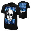 """Stone Cold Steve Austin """"Stomping Mudholes"""" Authentic T-Shirt"""