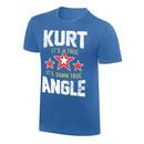"""Kurt Angle """"It's Damn True"""" Vintage T-Shirt"""