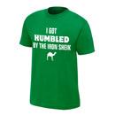"""""""Iron Sheik """"""""I Got Humbled"""""""" Finisher T-Shirt"""""""