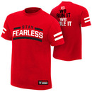 """""""Nikki Bella """"""""Stay Fearless"""""""" Youth Authentic T-Shirt"""""""