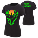 """""""The New Day """"""""Power of Positivity"""""""" Women's Authentic T-Shirt"""""""