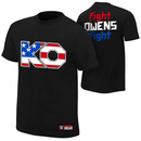 """""""Kevin Owens """"""""The New Face of America"""""""" Youth Authentic T-Shirt"""""""