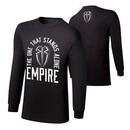 """""""Roman Reigns """"""""Roman Empire"""""""" Long Sleeve T-Shirt"""""""
