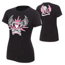 """""""Natalya """"""""Queen of Harts"""""""" Women's Authentic T-Shirt"""""""