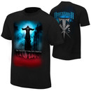 """The Undertaker """"The Deadman Will Live Eternal"""" T-Shirt"""