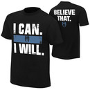 """Roman Reigns """"I Can I Will"""" Youth Authentic T-Shirt"""