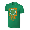 """Becky Lynch """"100% Bad Lass"""" St. Patrick's Day T-Shirt"""