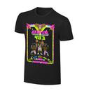 """""""WWE x NERDS The New Day  """"""""New High Score"""""""" Cartoon T-Shirt"""""""