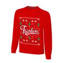 """Nikki Bella """"Stay Fearless"""" Ugly Holiday Sweatshirt"""