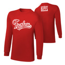 """""""Nikki Bella """"""""Stay Fearless"""""""" Youth Long Sleeve T-Shirt"""""""