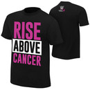 WWE Rise Above Cancer T-Shirt